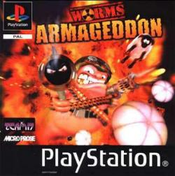 [PSP-PSX] Worms Armageddon