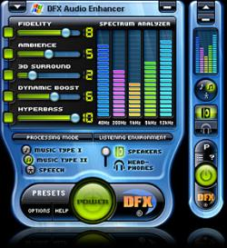 DFX Audio Enhancer 8.501