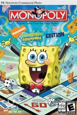 Monopoly SpongeBob SquarePants Edition
