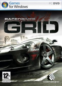 RaceDriver GRID patch 1.2 + NO-DVD 1.2 [ENG]