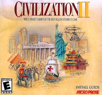 Sid Meier's Civilization 2 / Цивилизация 2 Сида Мейера
