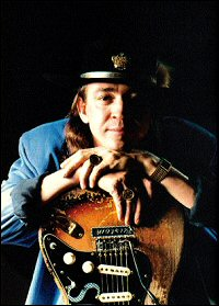 Stevie Ray Vaughan --- Life Without You