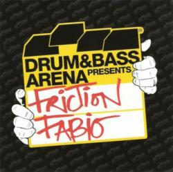 Drum And Bass Arena Presents Friction and Fabio -2CD -2008