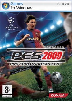 PES 2009 / Pro Evolution Soccer 2009 - DEMO (2008г)