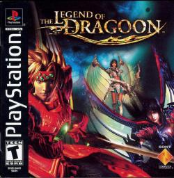 [PS1] The Legend of Dragoon