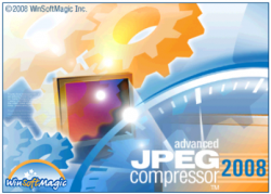 Advanced JPEG Compressor 2008 v5.1.84 Full + Русификатор