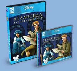 Disney's Atlantis: The Lost Empire The Lost Games Атлантида. Затерянный мир