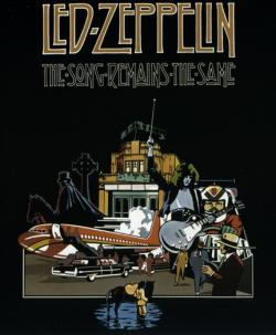 Led Zeppelin - The Song Remains The Same (2007) BLU-RAY / Led Zeppelin - The Song Remains The Same