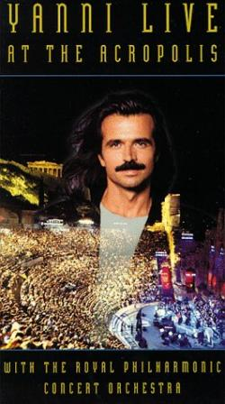 Yanni Live at the Acropolis 1994 DVDRip