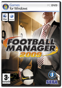 Football Manager 2009 +patch&crack