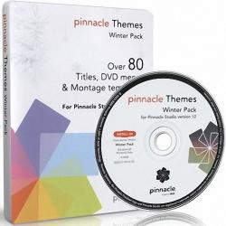 Pinnacle Themes - Winter Pack for Pinnacle Studio 12