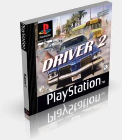 [PSone] Driver 2 CD1