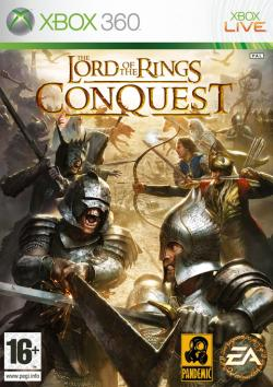 [XBOX360] Lord of the Rings: Conquest [PAL/RUS]