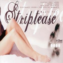 VA - Music For Striptease (4CD)