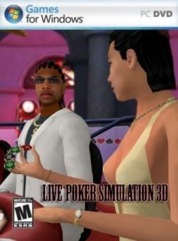 Live Poker Simulation 3D (версия 1.80, апрель 2009)