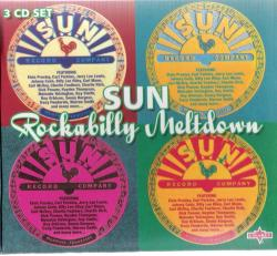VA - Sun Rockabilly Meltdown