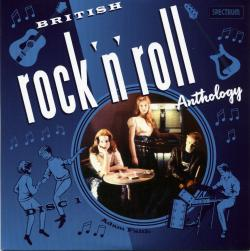 British Rock n Roll Anthology 1956-64 (5СD)