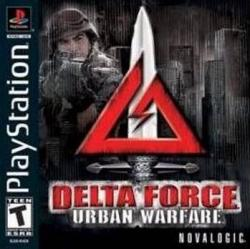 [PSP-PSX] Delta Force : Urban Warfare
