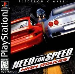 [PSP-PSX] Need for Speed 4: High Stakes