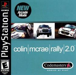 [PSX-PSP] Colin Mcrae Rally 2.0