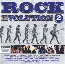 Various Artists Rock Evolution2 [2009]