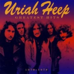Uriah Heep - Greatest Hits 1970-1978