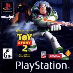 [PSone] Disney's Toy Story 2 - Buzz Lightyear to the Rescue