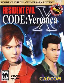 Resident evil Code:Veronica PC [ENG] , [RUS]