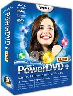 CyberLink PowerDVD 9 Ultra 9.0.2115