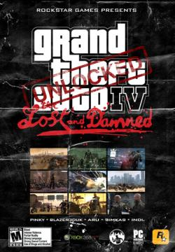 GTA IV MOD Lost and Damned