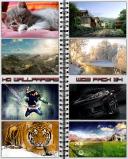 HD Wallpapers Wide Pack 34