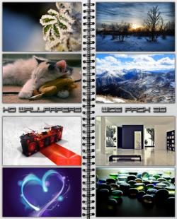 HD Wallpapers Wide Pack 35