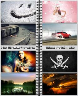 HD Wallpapers Wide Pack 33
