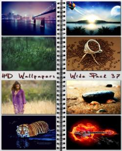 HD Wallpapers Wide Pack 37