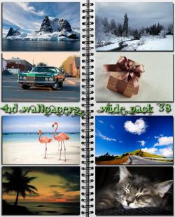 HD Wallpapers Wide Pack 38