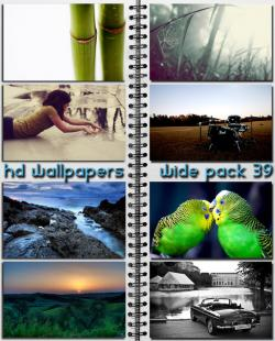 HD Wallpapers Wide Pack 39