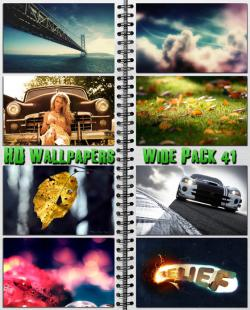 HD Wallpapers Wide Pack 41