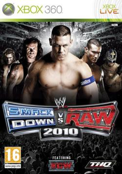 [Xbox360] WWE SmackDown vs. RAW 2010