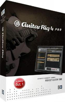 Native Instruments Guitar Rig Pro VST RTAS 4.0.7