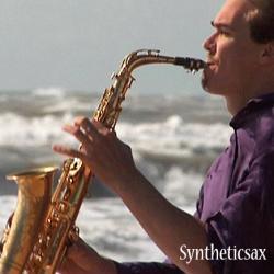 Syntheticsax - Acid jazz saxophone