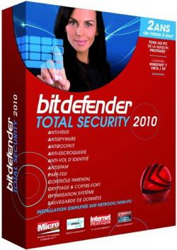BitDefender Total Security Build 13.0.19.347 Final