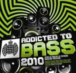 VA - Ministry Of Sound: Presents addicted to bass winter 2010