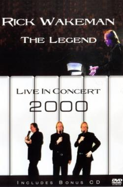 Rick Wakeman - The Legend-Live In Concert