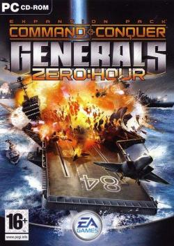 Command And Conquer : Generals Zero Hour - Multiplayer Edition 2009