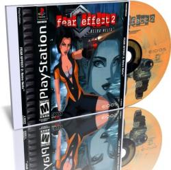 [PSone] Fear Effect 2 Retro Helix