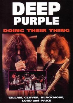 Deep Purple - Doing Their Thing... 1970-Концерт