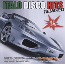 VA - Italo Disco Hits Remixed