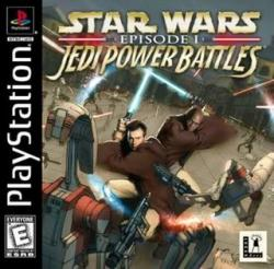 [PSX-PSP] Star Wars Episode I: Jedi Power Battles