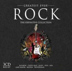 VA - Greatest Ever Rock: The Definitive Collection