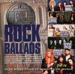 VA - Countdown Rock Ballads (5 CD)